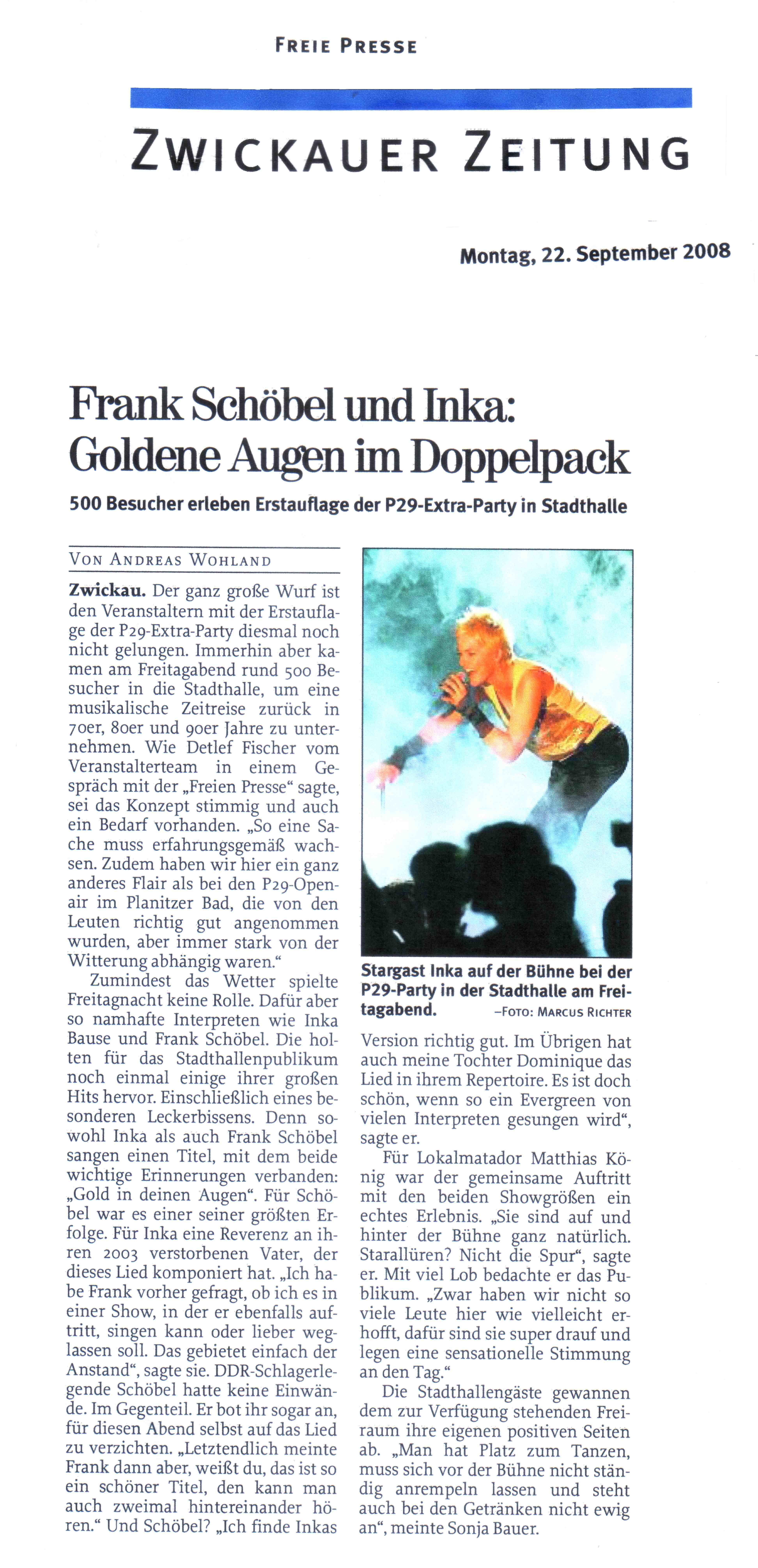 Freie Presse-22.09.08-1