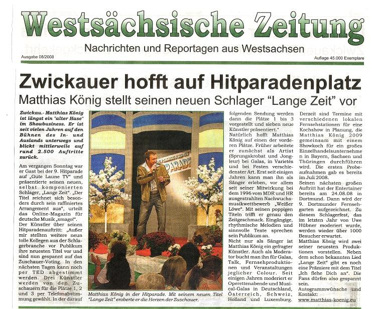 Westsächsische Zeitung-08-2008