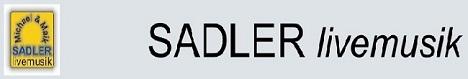 Banner Sadler Livemusik