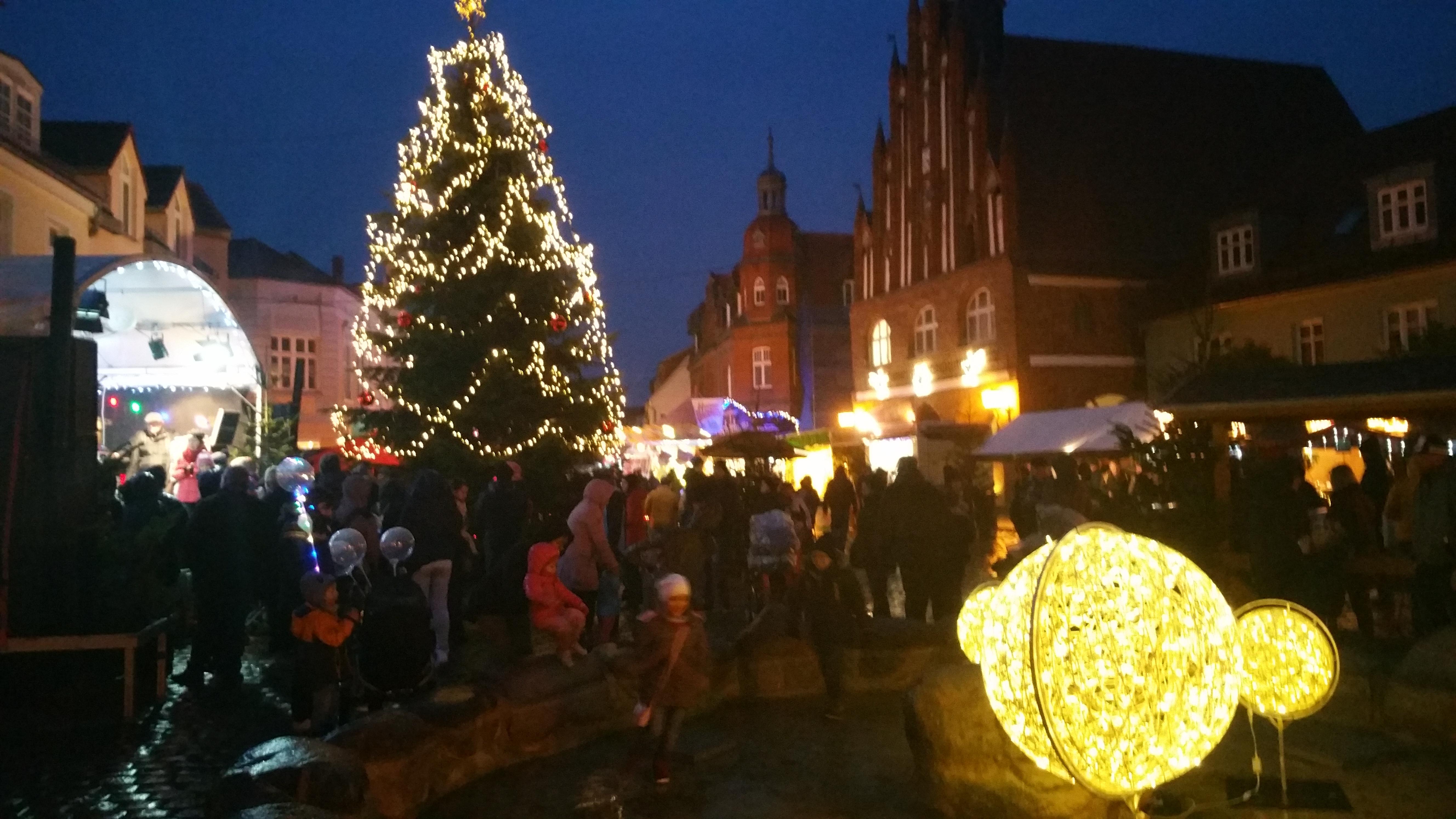 Weihnachtsmarkt Grimmen