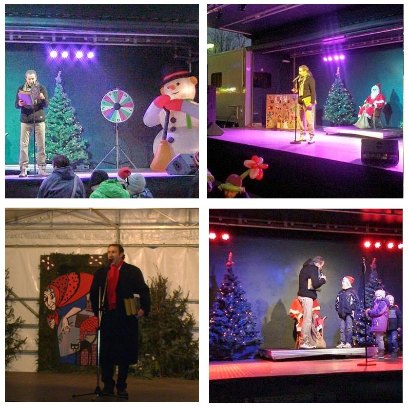 Bilder-Sänger-Weihnachten