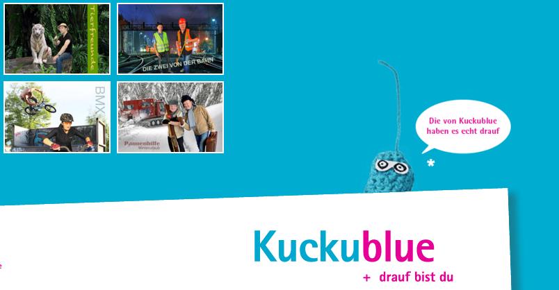 Kuckublue